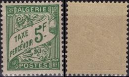 ALGERIE ALGERIEN ALGERIA Taxe 32 ** MNH Chiffre (2) - Algeria (1924-1962)