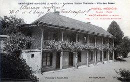 41  SAINT DENIS SUR LOIRE  ANCIENNE STATION THERMALE  VILLA DES ROSES - France