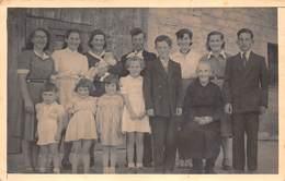 39 - Charnod - Carte Photo - Belle Pose D'Enfants En Pensionnat De 1928 à 1938 - France