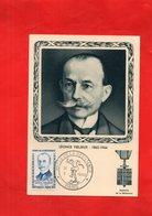 G0404 - Héros De La Résistance - LÉONCE VIELJEUX - 1865 -1944 ------ TIMBRE - Hommes Politiques & Militaires
