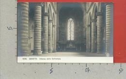 CARTOLINA NV ITALIA - ORVIETO - Interno Della Cattedrale - 9 X 14 - Other Cities