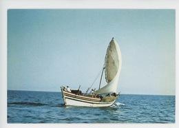 Djibouti : Boutre En Mer (n°1000-43) Bateau Pêche - Djibouti