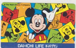 JAPAN -  MICKEY - (110-170340) , Used - Disney