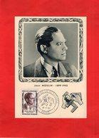 G0404 - Héros De La Résistance - Jean MOULIN - 1899-1943 ------ TIMBRE - Politicians & Soldiers