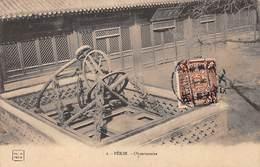Chine - N°66009 - Pékin - Observatoire - Carte Avec Un Affranchissement - China