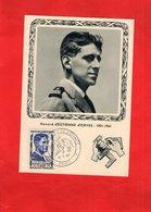G0404 - Héros De La Résistance - Honoré D'ESTIENNE D'ORVES - 1901-1941 ------ TIMBRE - Hommes Politiques & Militaires