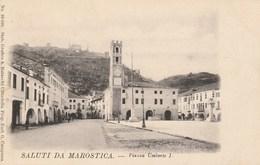Veneto - Vicenza - Saluti Da Marostica - Piazza Umberto I° - - Vicenza