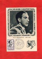 G0404 - Héros De La Résistance - Pierre BROSSOLETTE - 1903-1944   ------ TIMBRE - Hommes Politiques & Militaires