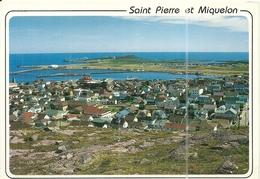 ( SAINT PIERRE ET MIQUELON )  (ST PIERRE  ) LA VILLE - Saint-Pierre-et-Miquelon