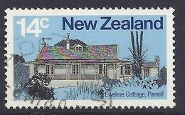 New Zealand - 1980 Architecture, Buildings, Houses, Ewelme Kottage, Parnell, Used - Neuseeland
