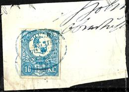 E-529 - HUNGARY - HONGRIE - 1860-70 - FISCAL, TAXE, LABEL OR OTHER - TO CHECK AND IDENTIFY - ODDITY, BOGUS - Timbres