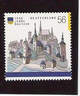 2002 Deutschland Allem. Fed. Mi. 2232 **MNH 1000 Jahre Bautzen - [7] Repubblica Federale