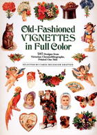 OId-Fashioned Vignettes In Full Color - Enfants