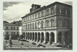 ACQUAPENDENTE - PALAZZO COMUNALE E MON.TO A GIROLAMO FABRIZIO  VIAGGIATA FG - Viterbo