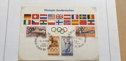 STADIO DEL NUOTO Roma 1960 ITALIA Olimpiadi OLYMPIC GAMES Swimming Sport - Nuoto