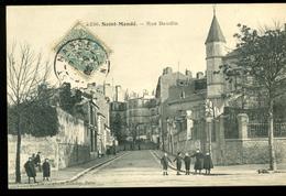 St Mandé 94 Rue Baudin 2236 Gondry Animée - Saint Mande