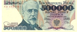 Poland P.156  500000 Zlotych 1901  Unc - Polonia
