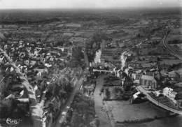 53 - Ambrières-le-Grand - Un Beau Panorama Aérien - L'Eglise - La Vallée De La Varenne - Autres Communes