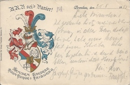 Postcard RA012809 - Poland (Polska) Wrocław ( Wroclaw / Breslau / Vratislav / Vratislavia) - Pologne