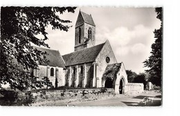 14 Eglise De Brecy Environs De Creully CPSM PF - Francia
