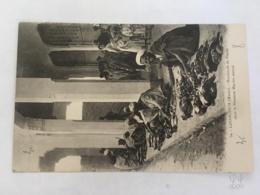 CPA MAROC - CASABLANCA - 79 - Marchands De Poules Dans Le Nouveau Marché Central - Casablanca