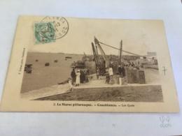 CPA MAROC - CASABLANCA - 3 - Maroc Pittoresque - Les Quais - Casablanca