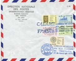 Ref. 625948 * MNH * - BOLIVIA. 1979. PHILATELIC EXHIBITIONS . EXPOSICIONES FILATELICAS - Bolivia