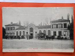 CPA (93) Sevran. Gare Sevran-Livry.  (O.702) - Sevran