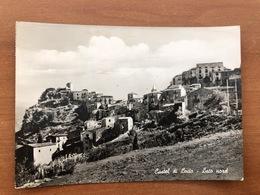 CASTEL DI LUCIO (MESSINA) LATO NORD  1968 - Messina