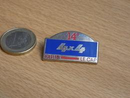 AUTOMOBILE  RALLYE . 14éme PARIS LE CAP. 4X4. ZAMAC. - Rallye