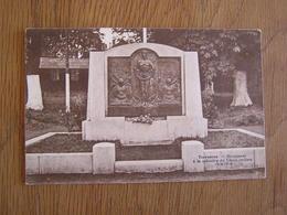 TERVUEREN TERVUREN Monument Génie Cycliste 1914 1918 Armée  Brabant Flamand Vlaams Brabant CPA Carte Postale Postkaart - Tervuren