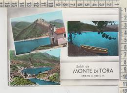 Rieti Monte Di Tora Saluti Vedute No Vg - Rieti