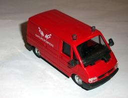 Renault Trafic Sapeurs Pompiers - Solido - Non Classificati
