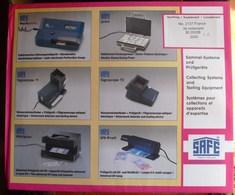SAFE/I.D. - Jeu FRANCE BLOCS 2000 (SYDNEY 2000 + 3e MILLENAIRE) - Pre-printed Pages