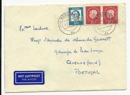 Cover - Germany - München BPA 1962 - Storia Postale