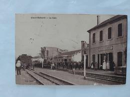 Oued-Keberit (la Gare) Le 28 09 1938 Algérie - Otras Ciudades