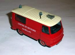 "Peugeot J9 ""Centre De Secours De Bellac"" Toner Gam - Solido - Non Classificati"