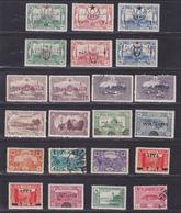 TURQUIE Empire Ottoman LOT TIMBRES */° MLH/Used, Neufs Avec Charnière Où Oblitérés, Etats Divers (Lot 1348) - 1858-1921 Empire Ottoman