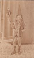 Enfant Déguisé  Carte Photo  Photographie D'Art  TENNEOUIN  DAKAR - Scenes & Landscapes