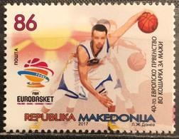 Macedonia, 2017, Mi: 806 (MNH) - Macedonia