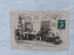 Yakouren (Hôtel De La Poste)  Le 18 02 1910 Algérie - Otras Ciudades