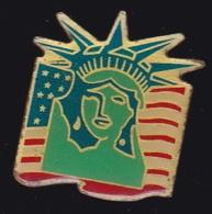 63898- Pin's -statue De La Liberté.New-York - Villes