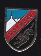 63899- Pin's -Valberg. Station De Sports D'hiver. Guillaumes. Péone Et  Beuil - Villes