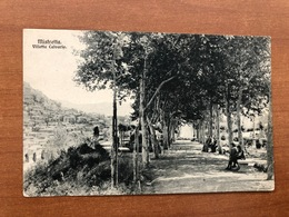MISTRETTA (MESSINA)  VILLETTA CALVARIO 1909 - Messina