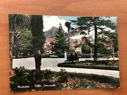 MISTRETTA (MESSINA) VILLA COMUNALE   1965 - Messina