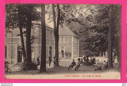 CPA  (Ref: Z2219) BOUR LA REINE (92 HAUTS DE SEINE) Lycée Lakanal La Visite Du Jeudi - France