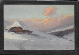 AK 0456  Reiss , FR. - Winter Im Schwarzwald / Verlag Elchlepp Um 1910-20 - Peintures & Tableaux