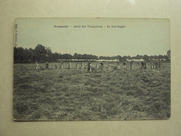 38103 - WESTMALLE - ABDIJ DER TRAPISTEN - IN DEN OOGST - ANIMEE !!! - ZIE 2 FOTO'S - Malle