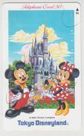 JAPAN -  MICKEY & MINNIE (110-159079) , Used - Disney
