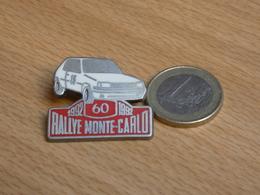 AUTOMOBILE   60 éme RALLYE MONTE CARLO 1992. ZAMAC. - Rallye
